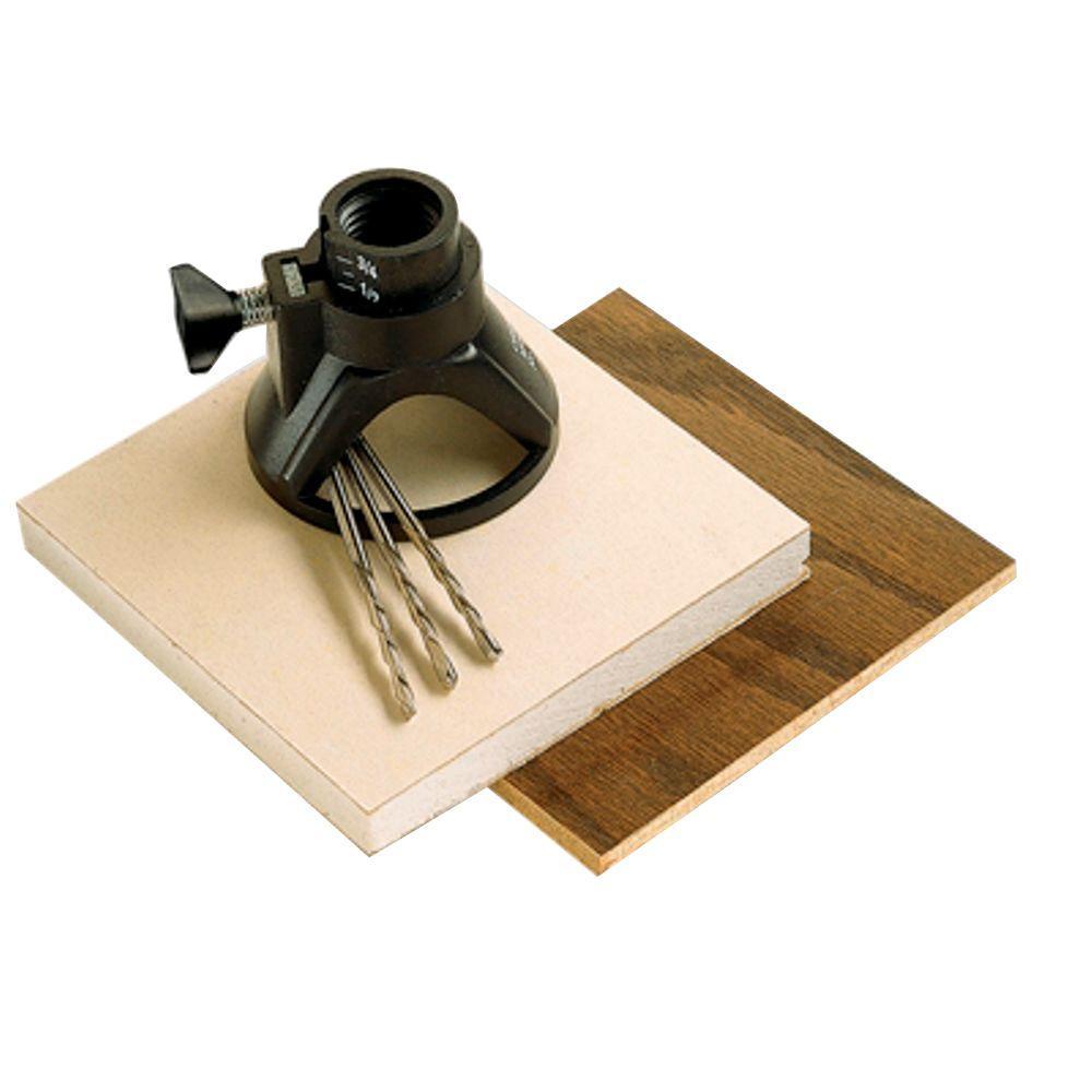 Dremel Multi-Purpose Cutting Kit for Cutting Wood, Plastic, Fiberglass, Drywall, Aluminum, and Vinyl Siding (4-Piece)