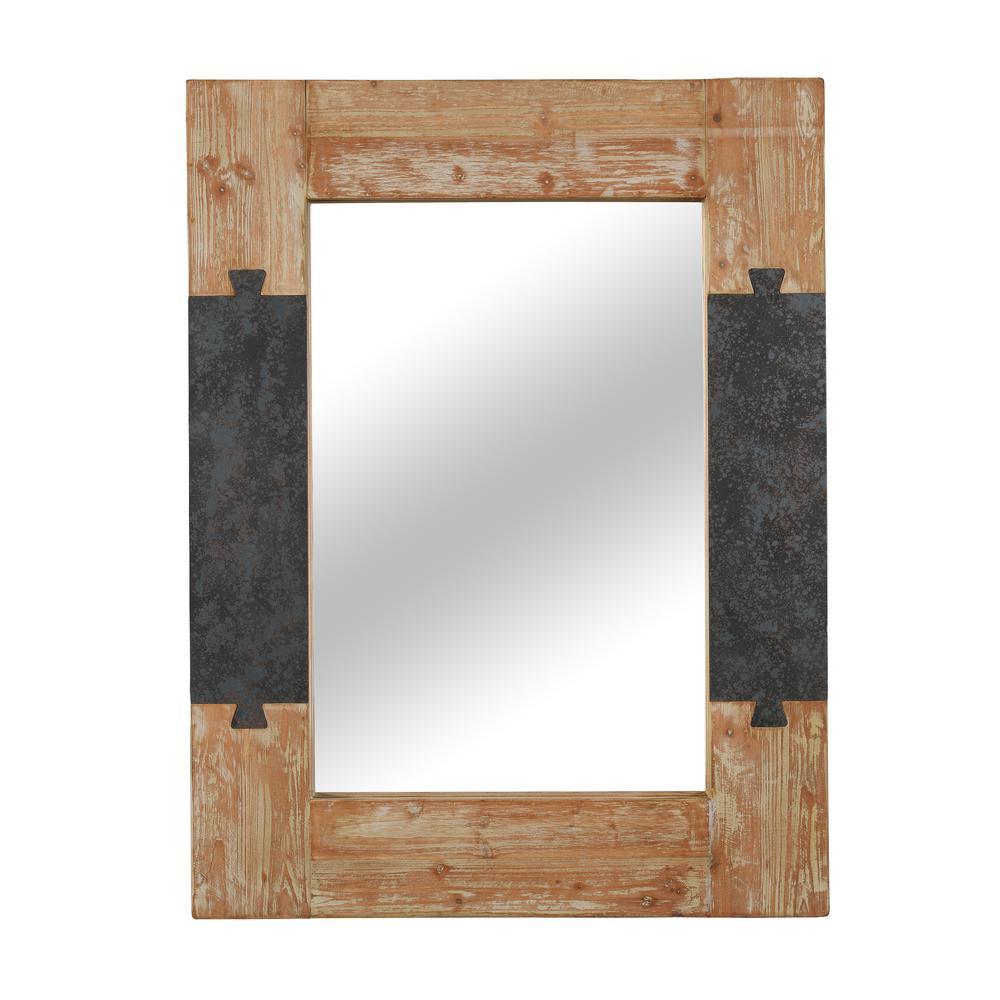 Manor Brook Dovetail Wall Mirror