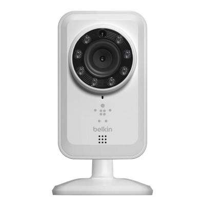 NetCam Wireless 700 TVL IP Video Surveillance Camera for Tablet and Smartphone with Night Vision and Digital Audio