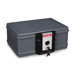 First Alert 0.17 cu. ft. Capacity Waterproof and Fire Resistant Safe by First Alert