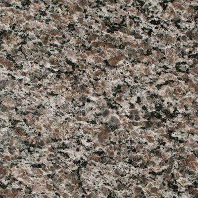 3 in. x 3 in. Granite Countertop Sample in New Caledonia