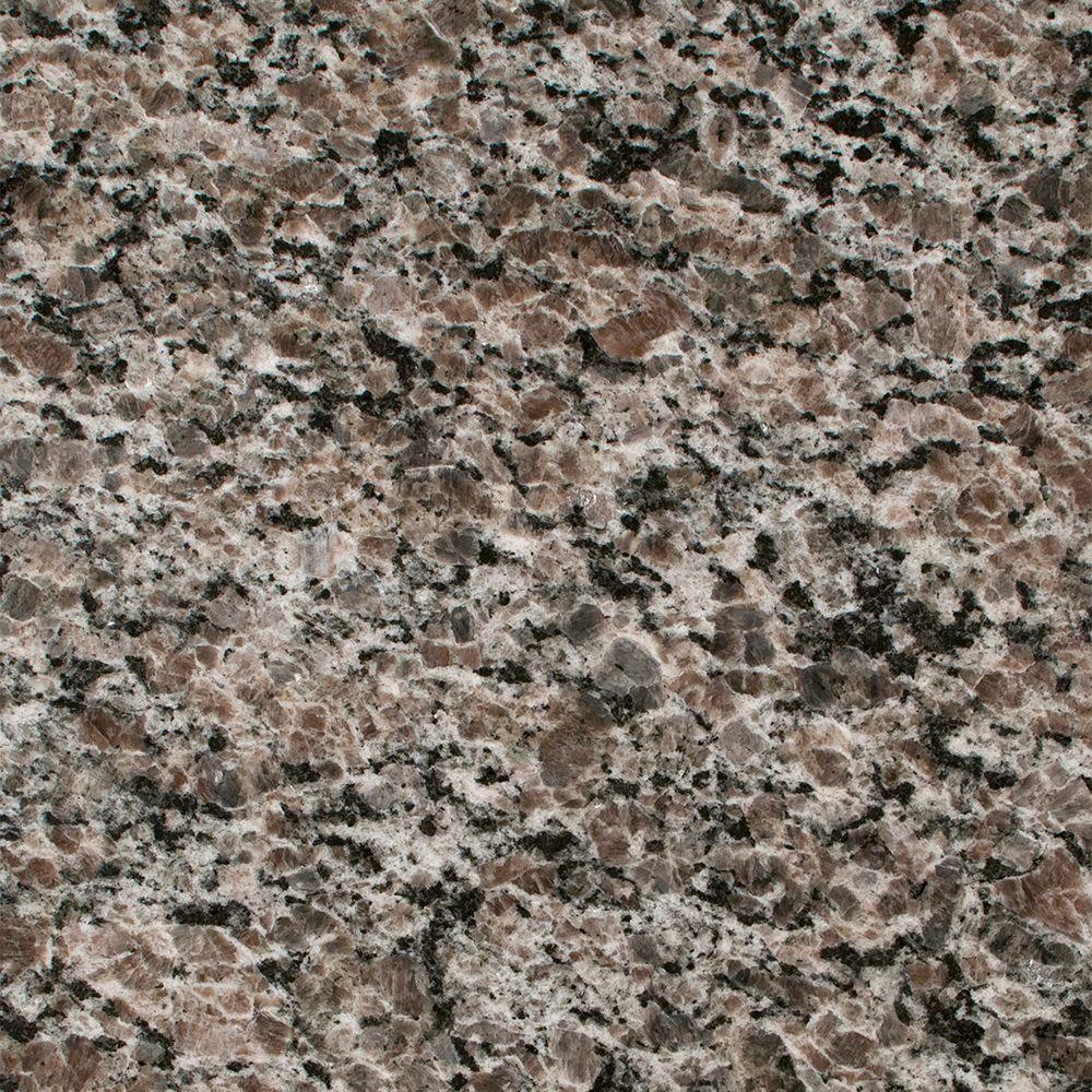 3 in. x 3 in. Granite Countertop Sample in New Caledonia