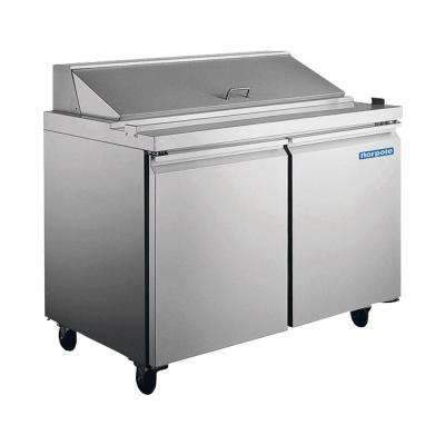 15 cu. ft. Commercial Refrigerator in Stainless Steel