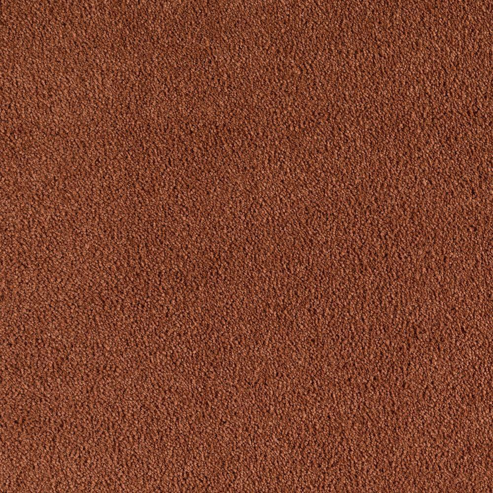 SoftSpring Cashmere II - Color Terra Nuevo Texture 12 ft. Carpet