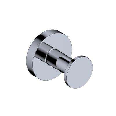 Norm Single Robe Hook in Polished Chrome