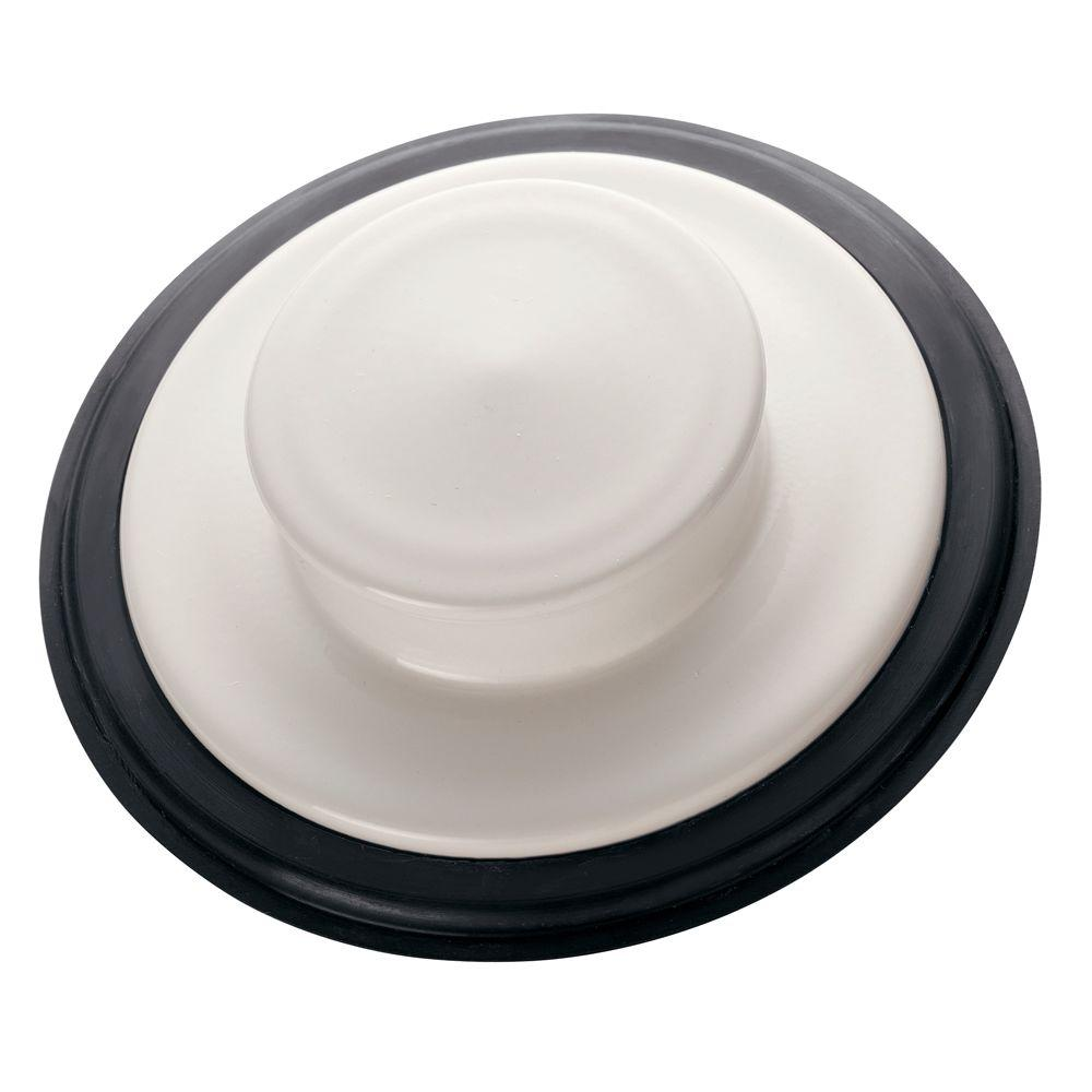 Sink Stopper in Biscuit for InSinkErator Garbage Disposals