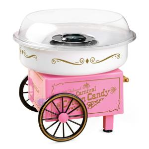 Nostalgia Vintage Collection Hard and Sugar-Free Cotton Candy Maker-PCM305