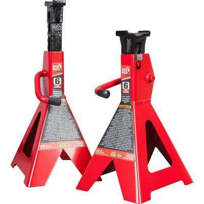 6-Ton Jack Stand (2-Pack)