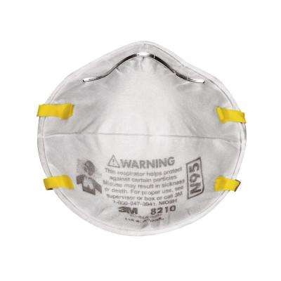 N95 Paint Sanding Respirator Mask ((2-Pack) (Case of 12))
