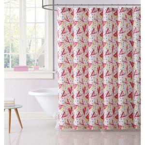 Fruity Printed 72 inch Multiple Shower Curtain by