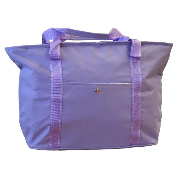 bb91470836ab 20 Qt. Insulated Hand Bag in Lilac