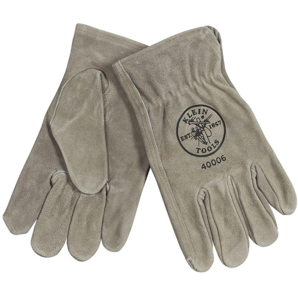 null Cowhide Large Driver's Gloves (1 Pair)
