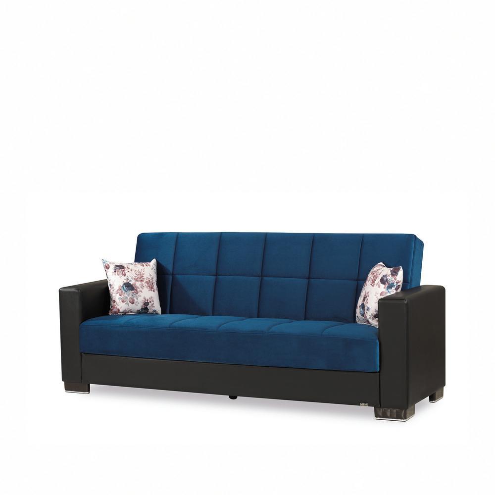 Astonishing Ottomanson Armada Burgundy Fabric Upholstery Sofa Sleeper Dailytribune Chair Design For Home Dailytribuneorg