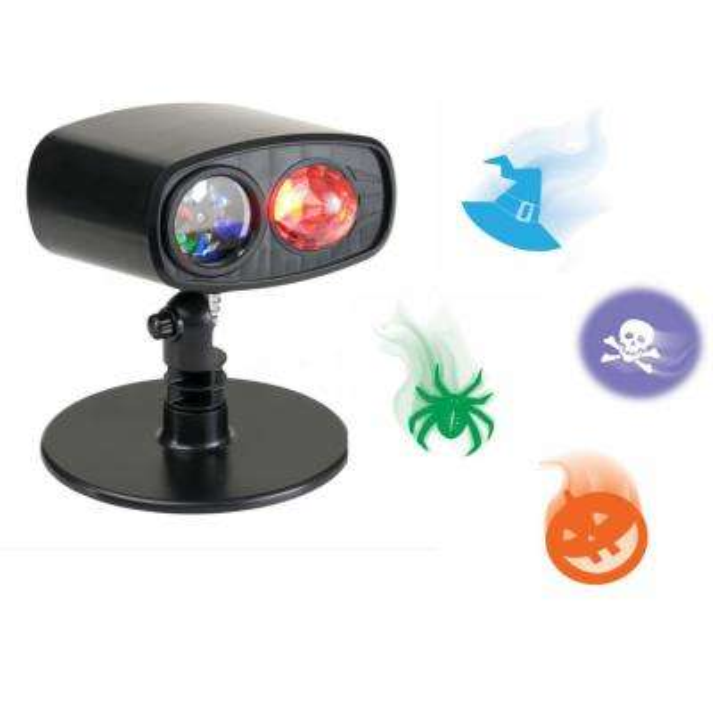 Halloween LED Projector