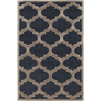 Arise Hadley Navy 8 ft. x 11 ft. Indoor Area Rug