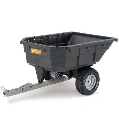 12.5 cu. ft. 1000 lb. Capacity Poly Swivel Dump Cart