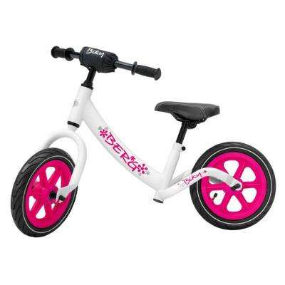 Biky White Children's Walk Bike