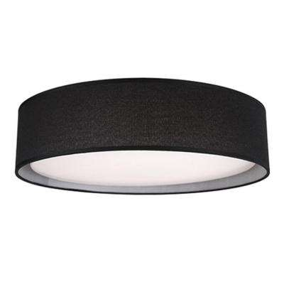 Yorkville White 60-Watt Equivalence Integrated LED Ceiling Flush Mount