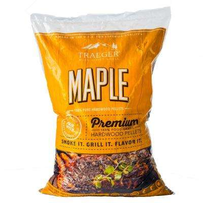 Maple Hardwood Pellets