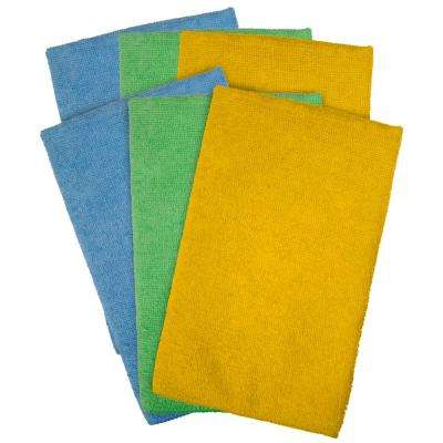 Microfiber All-Purpose Cleaning Towels (6-Pack)