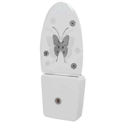 0.5-Watt Butterflies in Motion Automatic LED Night Light