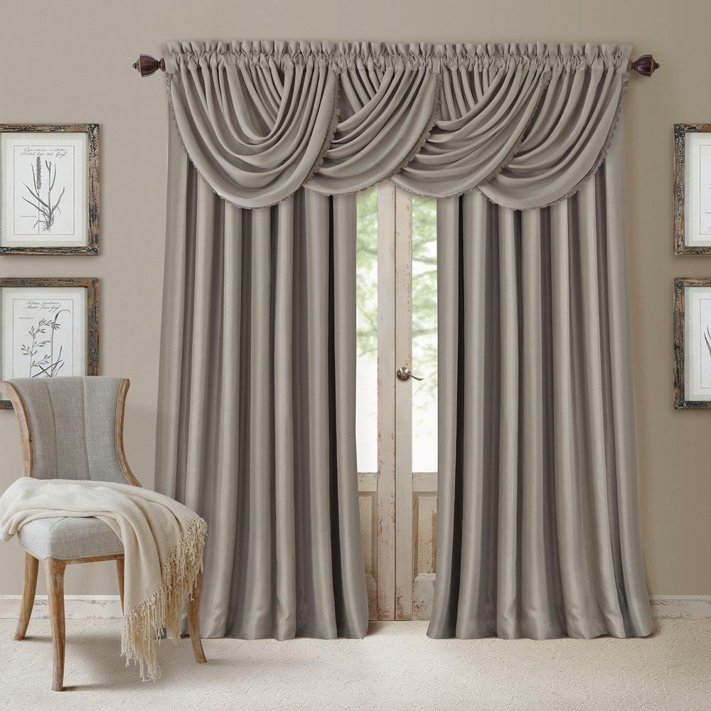 indoor white outdoor x curtains window curtain elrene polyester single l in panel drapes w p carmen sheer