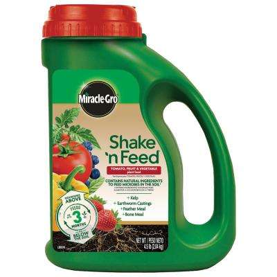 Shake 'n Feed Plus 4.5 lb. Calcium Plant Food