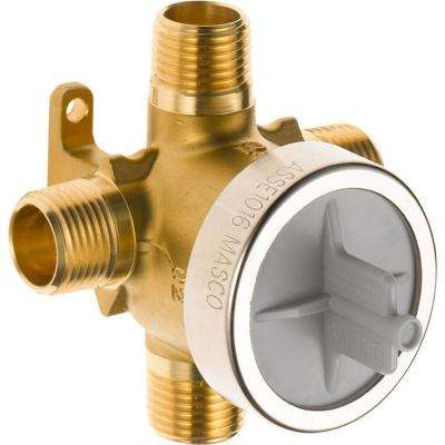 Tub/Shower Diverter Rough-In Kit