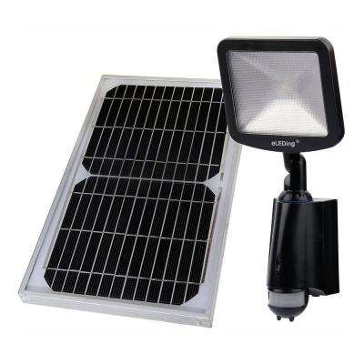 Timer Flood And Spot Lights Solar Outdoor Security Lighting