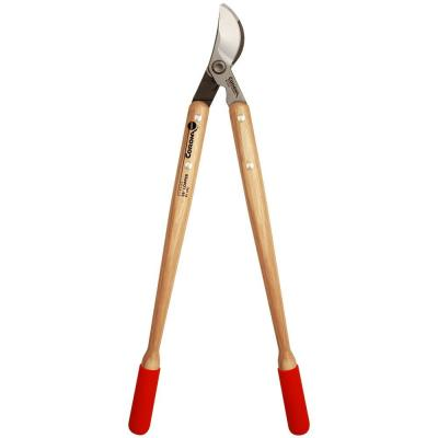 26 in. Bypass Lopper with Steel Blades and Wood Handles