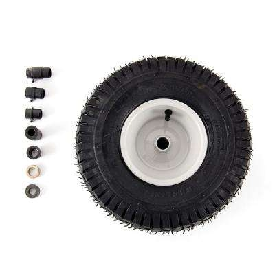 15 in. Universal Lawn Tractor Front Wheel