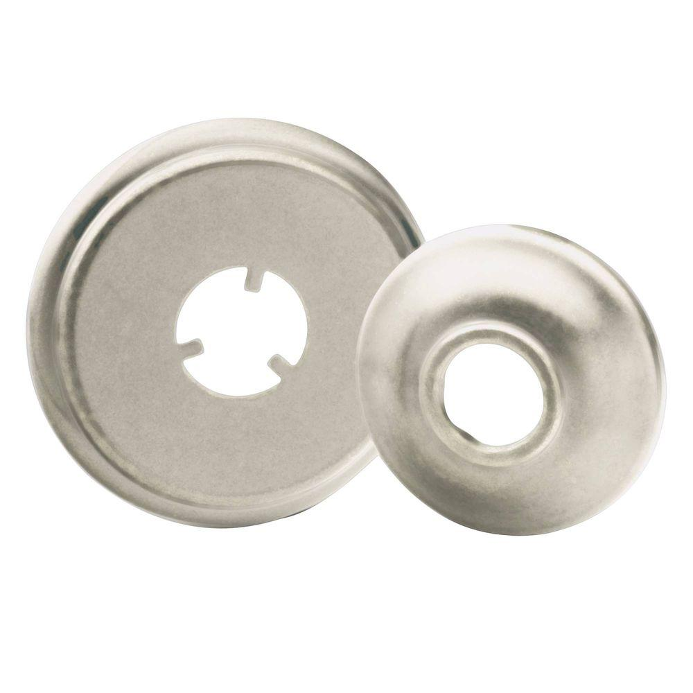 MOEN Tub/Shower Accent Kit in Brushed Nickel