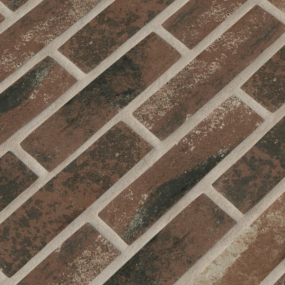 Msi Capella Red Brick 2 In X 10