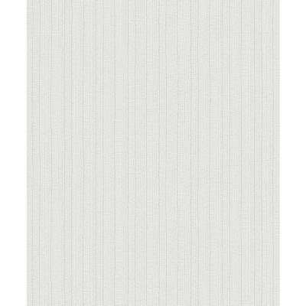 Kinsley Off-White Textured Stripe Wallpaper
