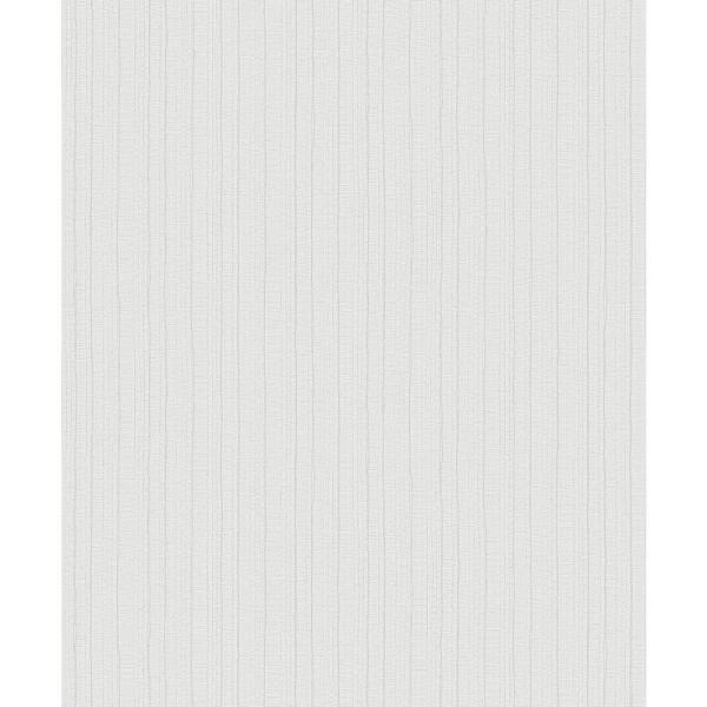 Decorline Kinsley Off-White Textured Stripe Wallpaper