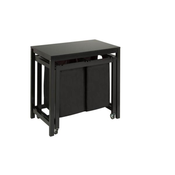 Double Sorter with Folding Table