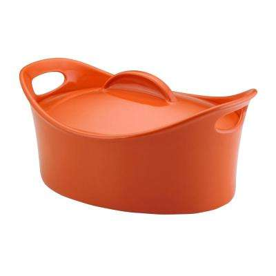 Casseroval 4.25 Qt. Casserole Dish with Lid