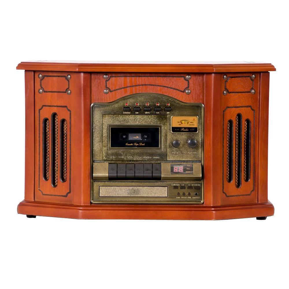 Victoria Tunewriter III Music System - Paprika
