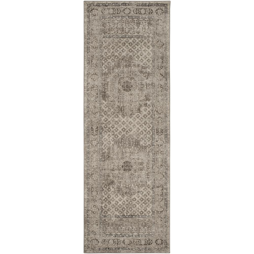 Diavonna Cream 3 ft. x 8 ft. Runner Rug