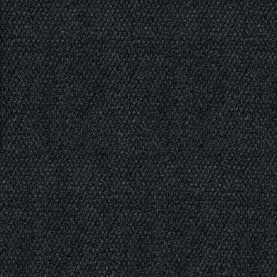 Hobnail Gunmetal Texture 18 in. x 18 in. Indoor/Outdoor Carpet Tile (16 Tiles/Case)