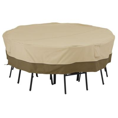 Veranda Large Square Patio Table and Chair Set Cover