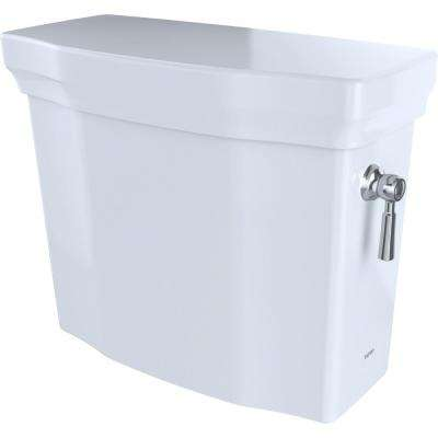 Promenade II 1.28 GPF Single Flush Toilet Tank Only with Right-Hand Trip Lever in Cotton White