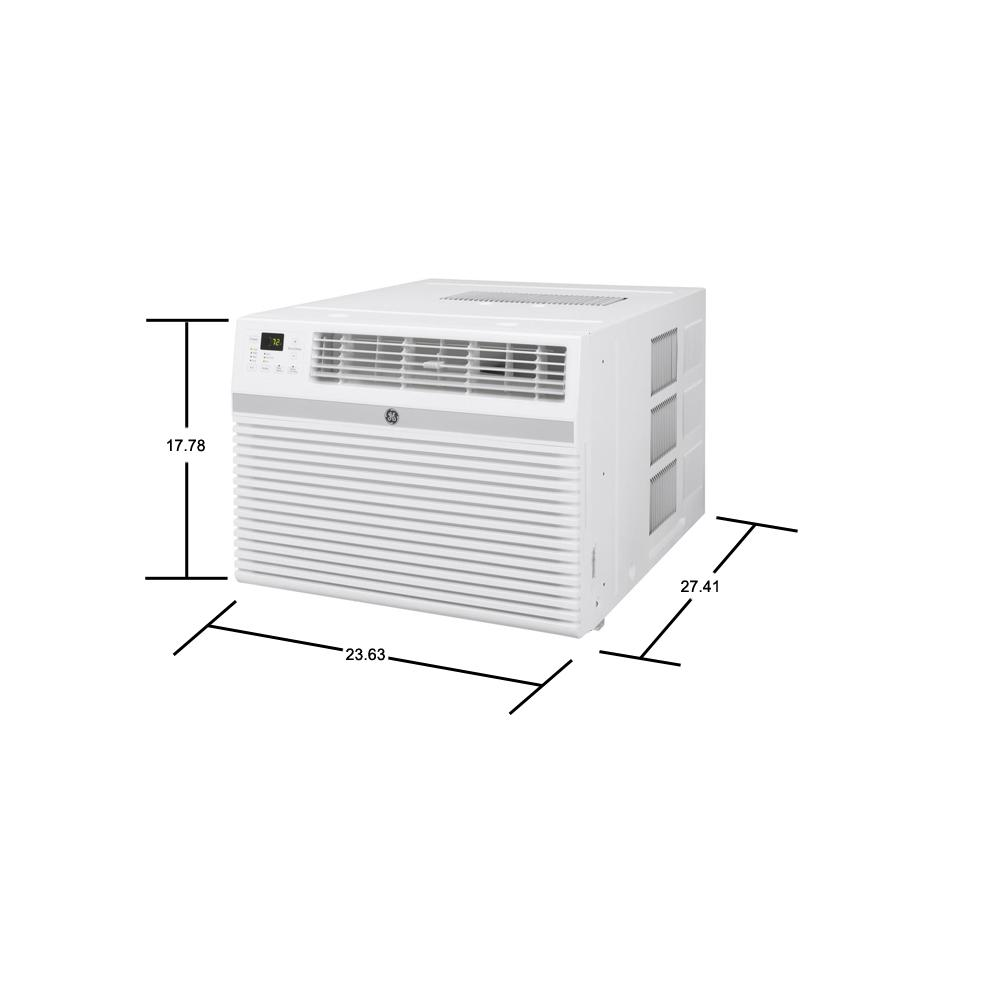 GE 14,000 BTU Energy Star Window Room Air Conditioner with Remote