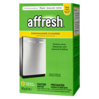 Dishwasher Cleaner Tablets