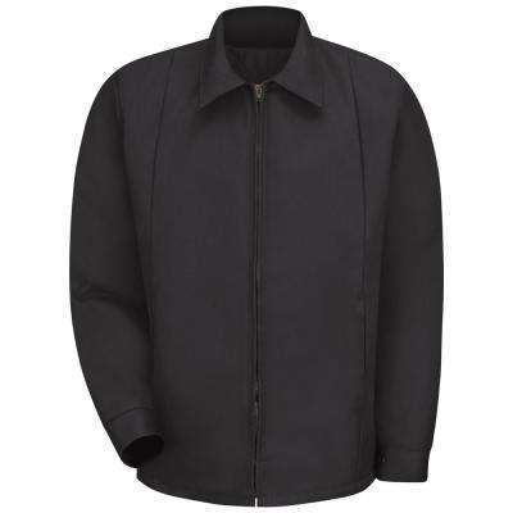Men's 5X-Large Black Perma-Lined Panel Jacket