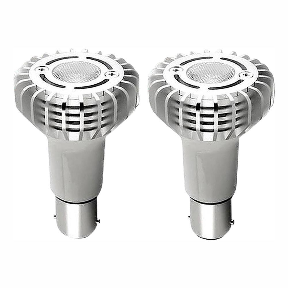 20-Watt Equivalent R12 Elevator LED Light Bulb (2-Pack)