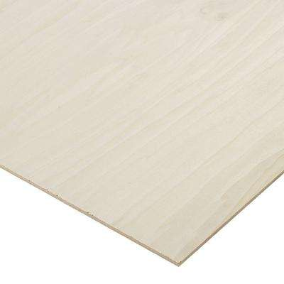 1/4 in. x 4 ft. x 4 ft. PureBond Poplar Plywood Project Panel (Free Custom Cut Available)