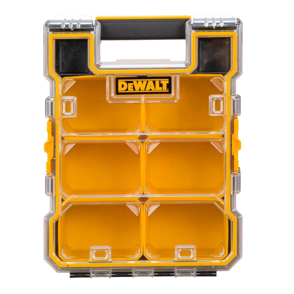 DEWALT 6-Compartments Small Parts Organizer