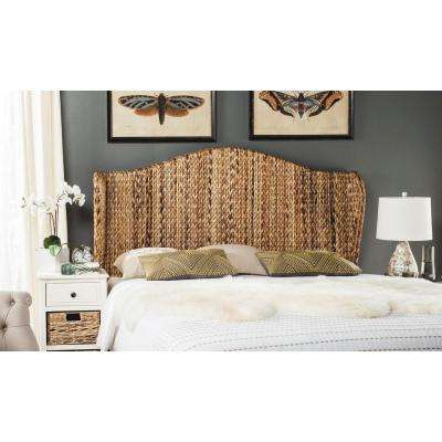 Nadine Natural Queen Headboard
