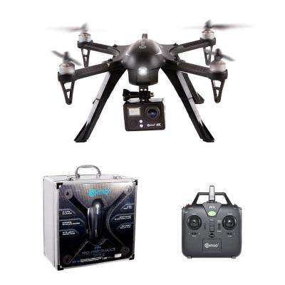 F17+ RC Quadcopter Photography Drone 4K Ultra HD Camera 16MP, Brushless Motors, 1 High Capacity Battery w/ Camera Mount